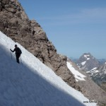 Bergwander-Gefahren