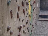Kletterhallen und Felsen
