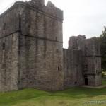 Carnassarie Castle-Schottland