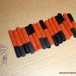 Bremsbeläge für Cardridge V Brake Felgenbremse