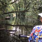 Kanuwandern im Spreewald