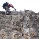 Klettersteig-Gefahren