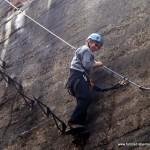 Einstieg ins Klettersteig-Gehen