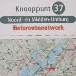 Radwegenetz in Belgien