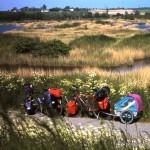 Radreisen in Dänemark
