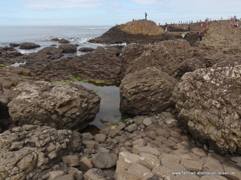 Giants Causeway in Nordirland: Großbritannien Tipps für Urlaub und Reise