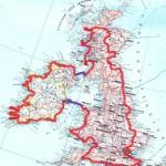 Großbritannien-Radreise