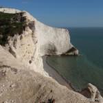 Kreideküste von England