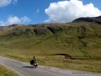 Radreisen in Schottland