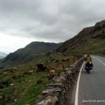 Wales-Snowdonia - Großbritannien-Radreise