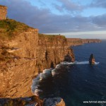 Cliffs of Moher am Abend