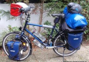 Fahrrad-Packtaschen