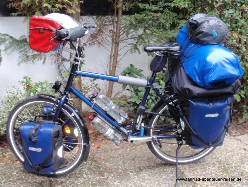fahrrad packtaschen f r radreise und fahrradtour. Black Bedroom Furniture Sets. Home Design Ideas