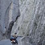 Schlucht Clues de Barles - Provence-Radreise