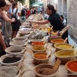 Dorfmarkt in der Provence