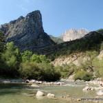 Vor Castellane - Provence-Radreise