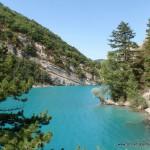 Der Lac de Castillon