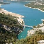 Lac de Sainte Croix-Verdon