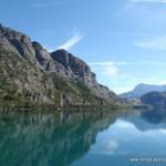 Lac de Serre Ponçon - Provence-Radreise