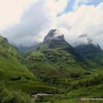 Glen Coe - Schottland-Radreise