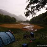 Loch Leven - Schottland-Radreise