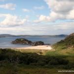 Westküste vor Ullapool - Schottland-Radreise