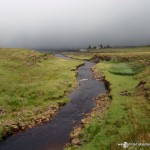 Nebel auf Skye - Schottland-Radreise