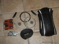 Fahrrad-Ersatzteile