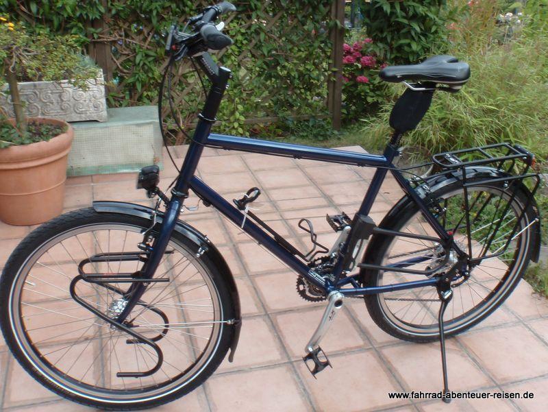 Das perfekte Reiserad für Radreisen: Bauteile & Tipps für Reisefahrräder