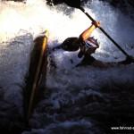 Wildwasser-Slalom