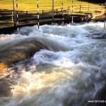 Wildwasser-Slalom-Trainingsstrecke Eiskanal
