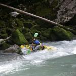 Wildwasser-Touren Schweiz Hausbach