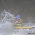 Outdoor Sport - Wildwasserpaddeln