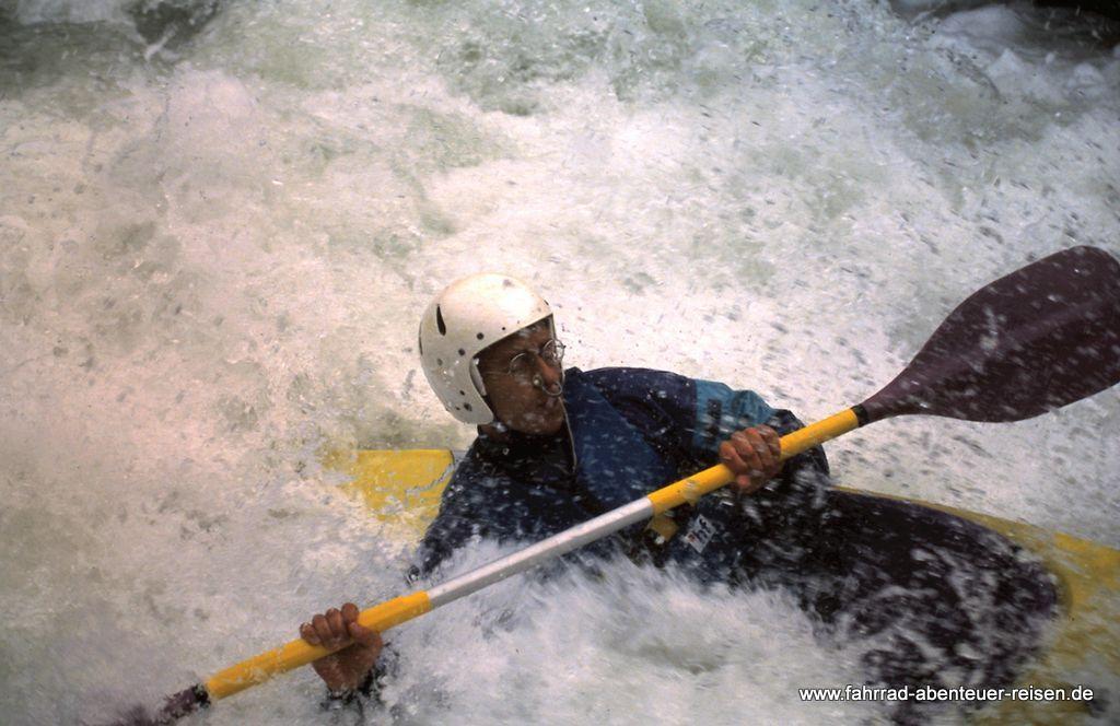 Wildwasser-Touren: die Fotogalerie zu unseren schönsten Paddeltouren
