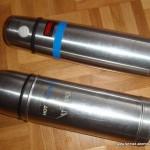 Edelstahl-Thermosflaschen-Vergleich