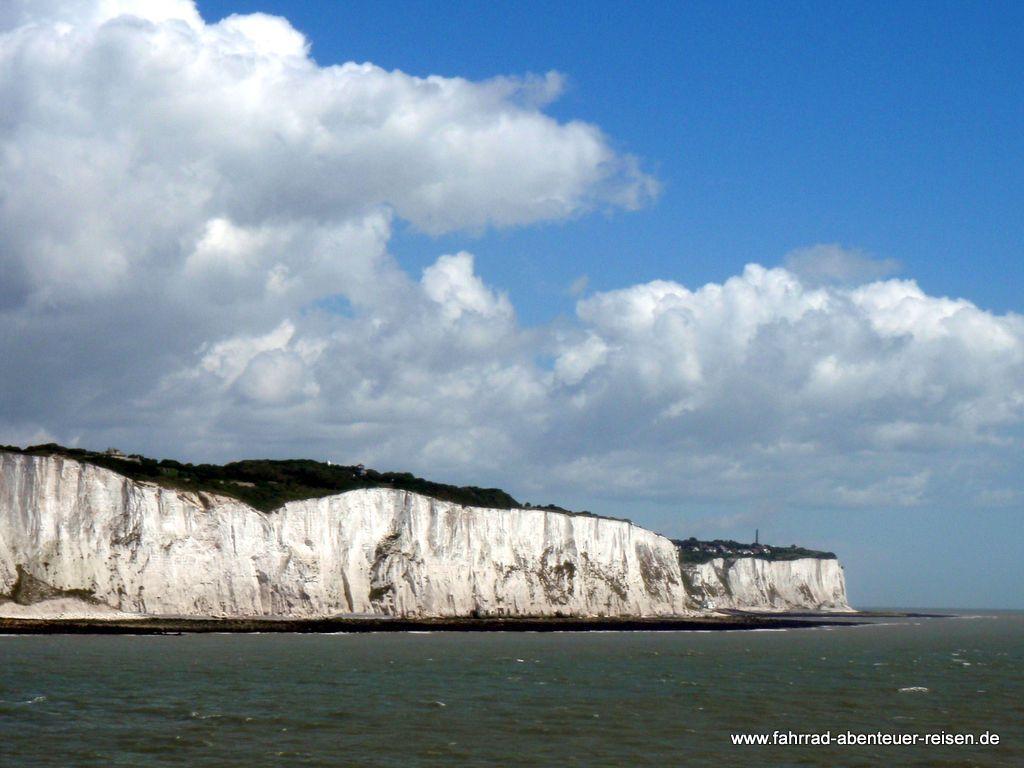 Kreideküste von England: Sehenswürdigkeiten in Großbritannien
