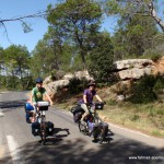 Radreisen mit Familie