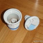 Thermosflaschen-Druck- Gießverschluss