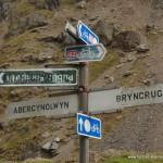 Radreisen in Wales