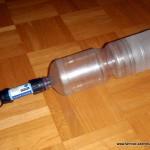 Filter mit Flaschengewinde