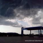 Gewitter bei Etoliko