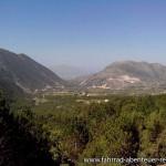 Infoblock Albanien