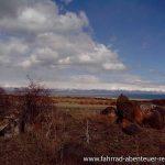 am Lake Sevan