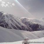 Kajaran Pass Armenien