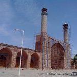 Jame e Atigh Mosque - Reiseinfos Iran