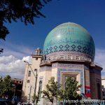 Sehenswürdigkeiten im Iran
