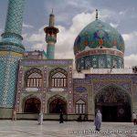 Moschee im Stadtteil Tajrish