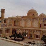 Aqabozorg Mosque - Kashan - Iran