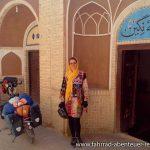 Historische Häuser in Kashan