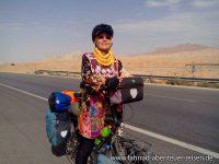 Radreisen im Iran